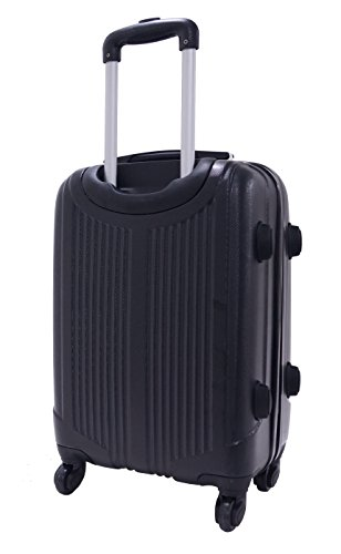 Valise-cabine-rigide-55cm-Trolley-ALISTAIR-Airo-ABS-ultra-Leger-4-roues-0-1