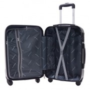 Valise-cabine-rigide-55cm-Trolley-ALISTAIR-Airo-ABS-ultra-Leger-4-roues-0-2