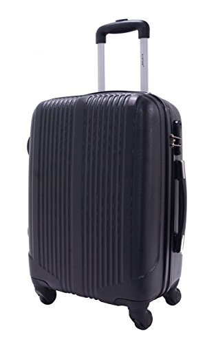 Valise-cabine-rigide-55cm-Trolley-ALISTAIR-Airo-ABS-ultra-Leger-4-roues-0