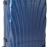 Valise Samsonite Cosmolite Curv bleue 75-cm-94-litres