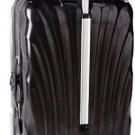 Valise Samsonite Cosmolite Curv noire 75-cm-94-litres trolley rétractable