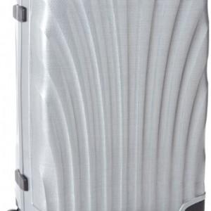 Valise Samsonite Cosmolite Curv argent 75-cm-94-litres