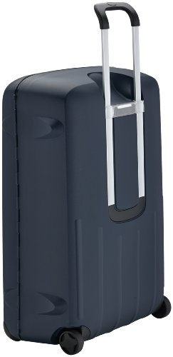 Valise Samsonite Termo Young bleue 82 cm 120L trolley