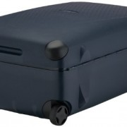 Valise Samsonite Termo Young bleue 82 cm 120L 2 roues