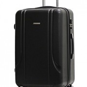 Valise-Alistair-Smart-grande-taille-Noire