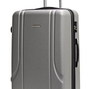 Valise-Alistair-Smart-grande-taille-Argent