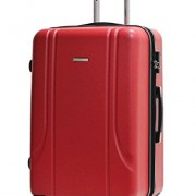 Valise-Alistair-Smart-grande-taille-Rouge