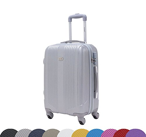 Valise-alistair-airo-taille-moyenne-65cm-Trolley-ALISTAIR-Airo-ABS-ultra-Leger-4-roues-gris