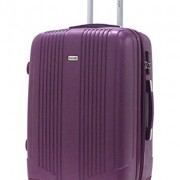 Valise-alistair-airo-taille-moyenne-65cm-Trolley-ALISTAIR-Airo-ABS-ultra-Leger-4-roues-violet
