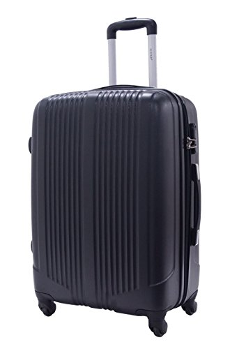 Valise-alistair-airo-taille-moyenne-65cm-Trolley-ALISTAIR-Airo-ABS-ultra-Leger-4-roues-noir