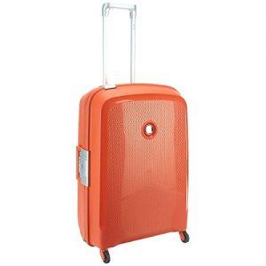 Valise Delsey Belfort 60 cm 58 litres orange