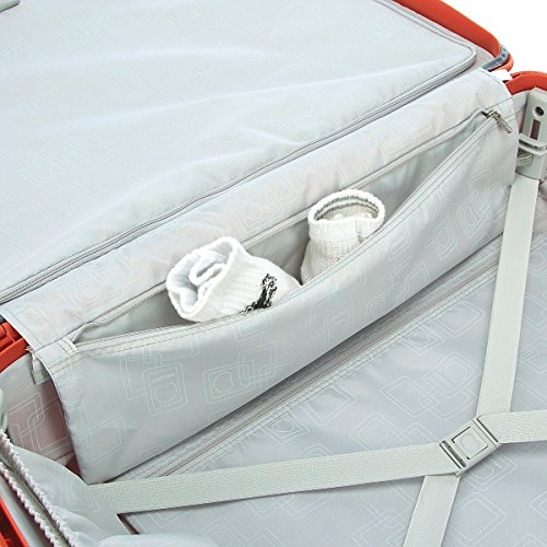 Valise Delsey Belfort 60 cm 58 litres interieur poche de rangement