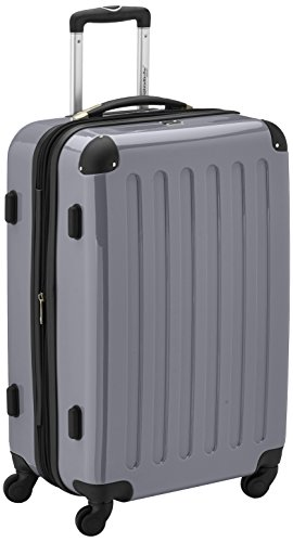 valise HAUPTSTADTKOFFER Alex 65 cm 74 litres argent Brillant