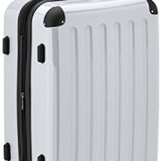 valise HAUPTSTADTKOFFER Alex 65 cm 74 litres blanc Brillant