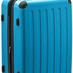 valise HAUPTSTADTKOFFER Alex 75 cm 119 litres Bleu cyan Brillant