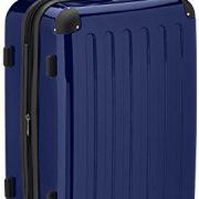 valise HAUPTSTADTKOFFER Alex 65 cm 74 litres bleu fonce Brillant