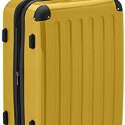 valise HAUPTSTADTKOFFER Alex 65 cm 74 litres jaune Brillant