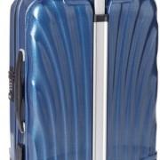 Valise cabine Samsonite Cosmolite bleue 55cm