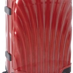 Valise cabine Samsonite Cosmolite rouge 55cm