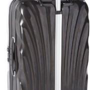 Valise Samsonite Cosmolite 69cm noire 68 litres