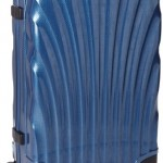 Valise Samsonite Cosmolite 69cm bleue 68 litres