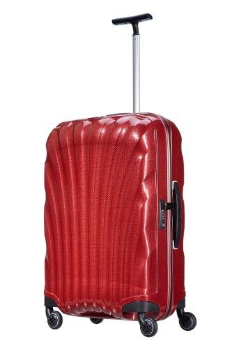 Valise Samsonite Cosmolite 69cm rouge Red 68 litres