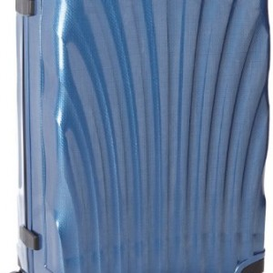 Valise Samsonite Cosmolite 81cm 123 litres bleue