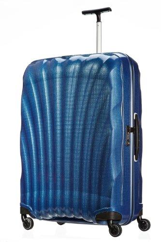 Valise Samsonite Cosmolite 81cm 123 litres bleu fonce Dark Blue