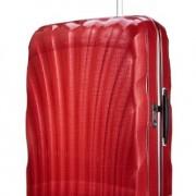 Valise Samsonite Cosmolite 81cm 123 litres rouge Red