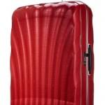 Valise Samsonite Cosmolite 86cm rouge 144 litres Red