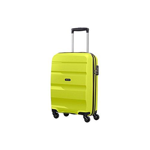 bagages de voyage valise cabine bon air american tourister 55 cm 30 l jaune bagages de voyage. Black Bedroom Furniture Sets. Home Design Ideas
