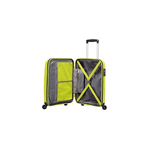 bagages de voyage valise cabine bon air american tourister 55 cm 30 l interieur bagages de voyage. Black Bedroom Furniture Sets. Home Design Ideas