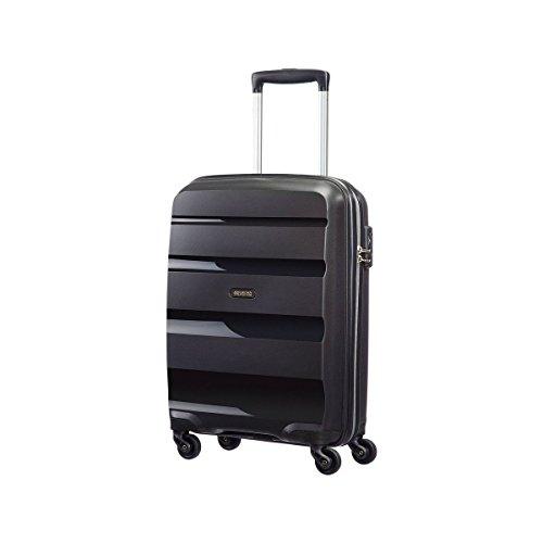 bagages de voyage valise cabine bon air american tourister 55 cm 30 l noir bagages de voyage. Black Bedroom Furniture Sets. Home Design Ideas