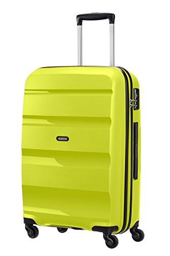 Valise American Tourister Bon Air 66 cm 53 L vert citron