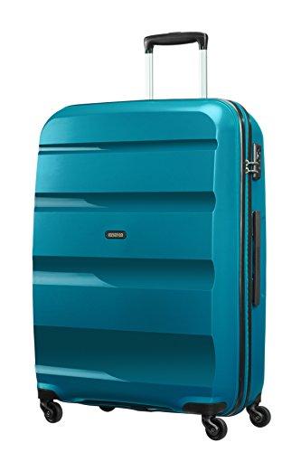 Valise American Tourister Bon Air 75 cm 91 L bleu turquoise