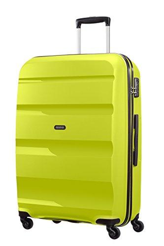 Valise American Tourister Bon Air 75 cm 91 L jaune citron
