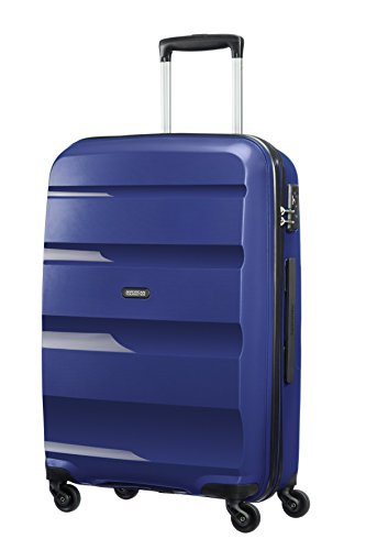 Valise American Tourister Bon Air 66 cm 53 L bleu midnight navy