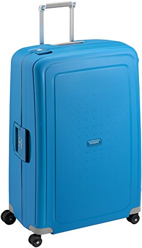 Valise Samsonite S'Cure 81 cm 138 L Bleu Cyan