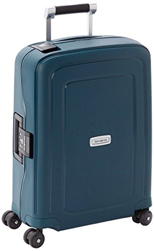 Samsonite Valise cabine S'Cure DLX Metallic Green 34 L
