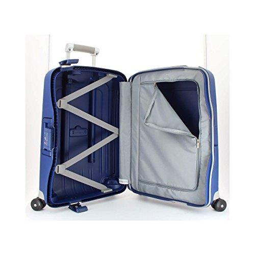 bagages de voyage valise cabine samsonite s 39 cure interieur. Black Bedroom Furniture Sets. Home Design Ideas