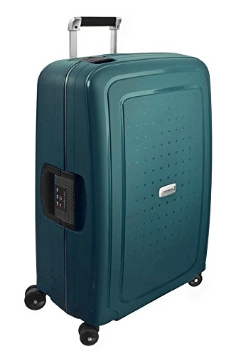 Valise Samsonite S'Cure DLX 69 cm Metallic Green