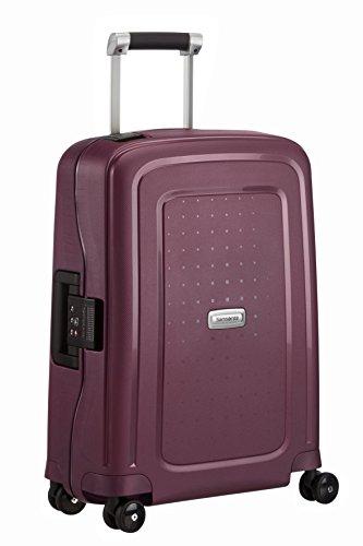 Valise cabine S'Cure DLX bordeaux 34 L