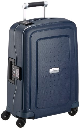 Samsonite Valise cabineS'Cure DLX Midnight Blue 34 L
