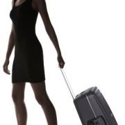 Valise Samsonite S'Cure DLX taille moyenne