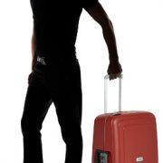 Valise Samsonite S'Cure DLX 69cm rouge