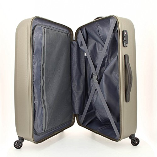 Valise American Tourister Prismo II 75 cm 85 litres interieur sangle