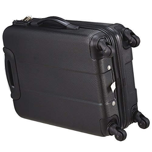 Valise cabine Delsey Stratus 4 roues silencieuses