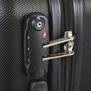 Valise cabine Delsey Stratus serrure TSA