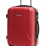 Valise cabine Alistair Smart rouge