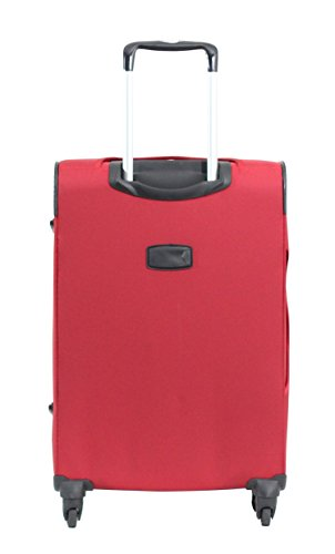 Valise Alistair Plume 65 cm poignee telescopique retractable
